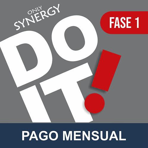 Mensualidad Do It! Fase 1 - Viernes 10 AM