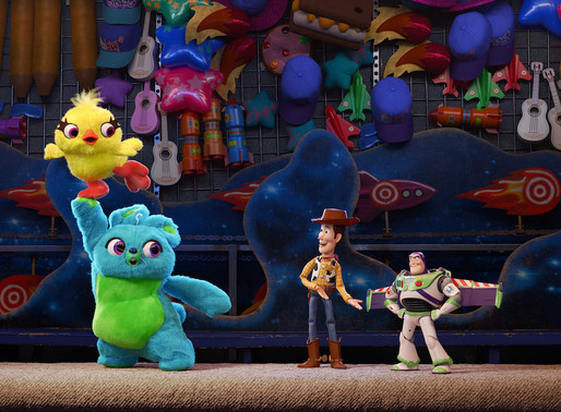 Pixar's Toy Story 4 Preview Coming to Hollywood Studios