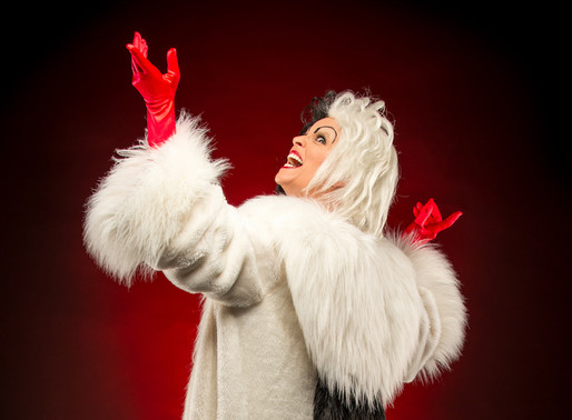 Cruella's Halloween Hide-a-Way Coming to Not-So-Scary Halloween Party