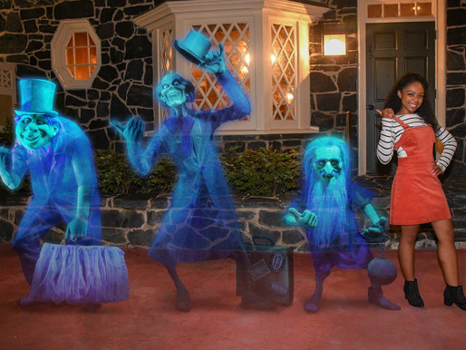 2019 Not-So-Scary Halloween Party Magic Shot & PhotoPass Guide
