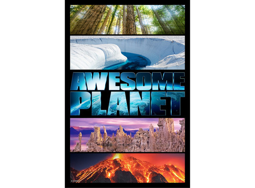 New 'Awesome Planet' Film Coming to The Land Pavilion at Epcot