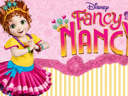 Disney Junior's Fancy Nancy Coming to Disney's Hollywood Studios