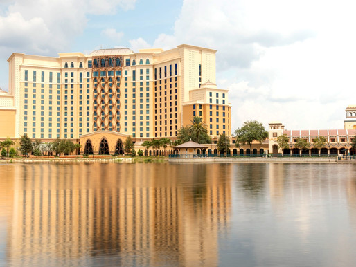 Save on Select Walt Disney World Resorts this Fall and Holiday Season