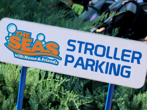 6 Tips Using Strollers at Walt Disney World