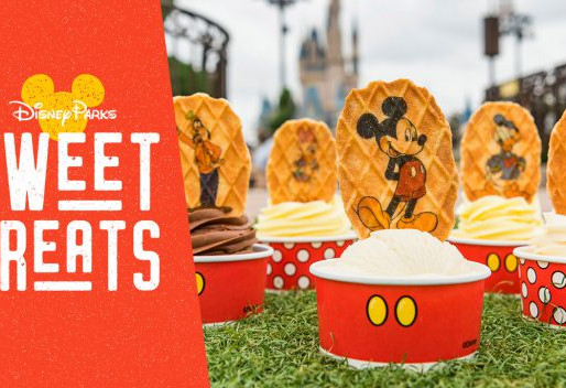 New Sweet Treats Coming to Walt Disney World in June!