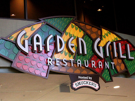 FOOD REVIEW: Garden Grill in the Land Pavilion at Epcot