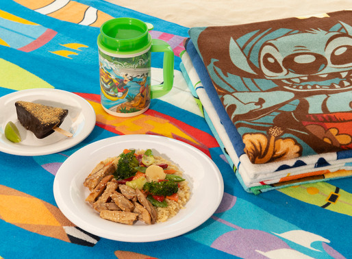 New Dining Package Coming to Disney Water Parks