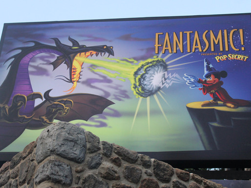REVIEW: Fantasmic! Dining Package at Hollywood Brown Derby