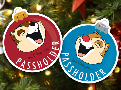 New Passholder Freebies and Merch for Festival of the Holidays