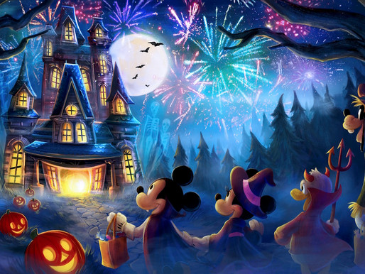 Jack Skellington to Host New Fireworks Show at Not-So-Scary Halloween Party