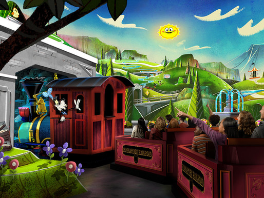 Mickey & Minnie's Runaway Railway Pushed to Spring 2020 Opening