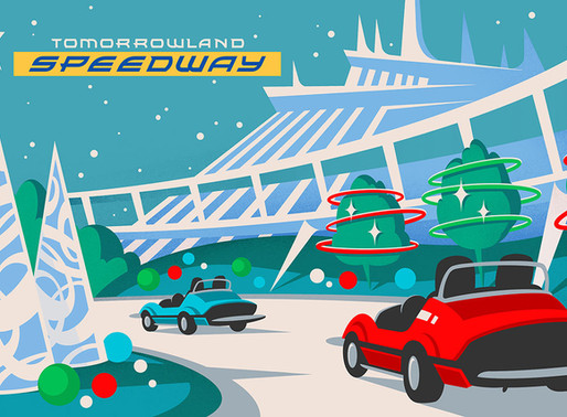 Magic Kingdom Christmas Party to Receive Festive Attraction Overlays