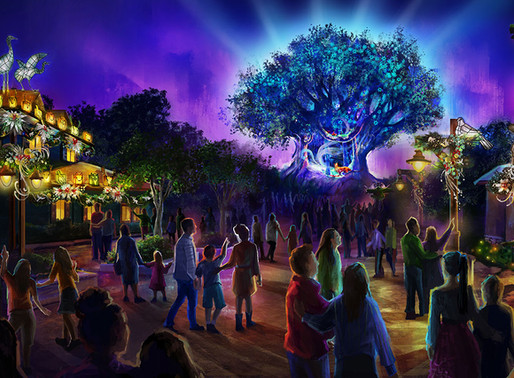 The Holidays are Coming to Disney's Animal Kingdom This Winter