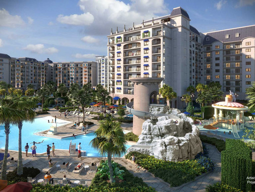 General Sales for Disney's Riviera Resort Now Open