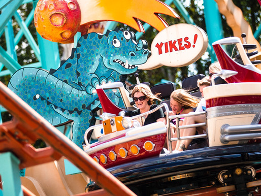 Primeval Whirl Reopening at Animal Kingdom for Busy Holiday Crowds