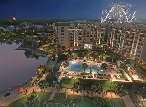 Disney's Riviera Resort to Host New Year's Eve Celebration