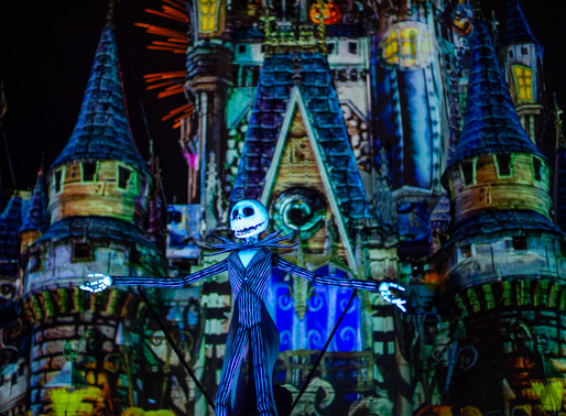 FIRST LOOK at the new Not So Spooky Spectacular Fireworks Show for MNSSHP