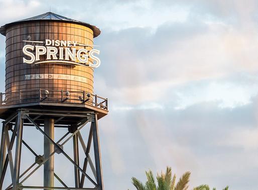 Disney Springs 3rd Parking Garage Now Open