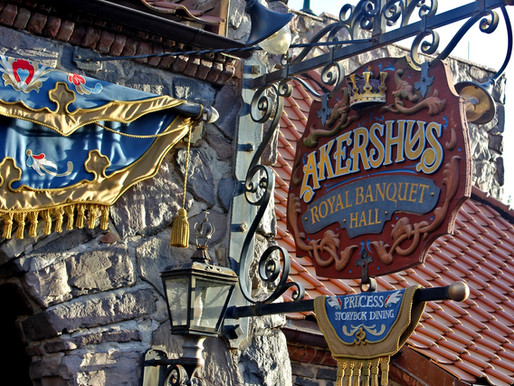 FOOD REVIEW: Akershus Royal Banquet Hall in Norway at Epcot
