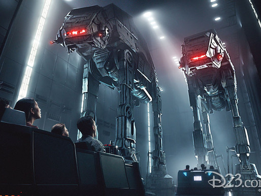 New Ride Details for Star Wars: Galaxy's Edge