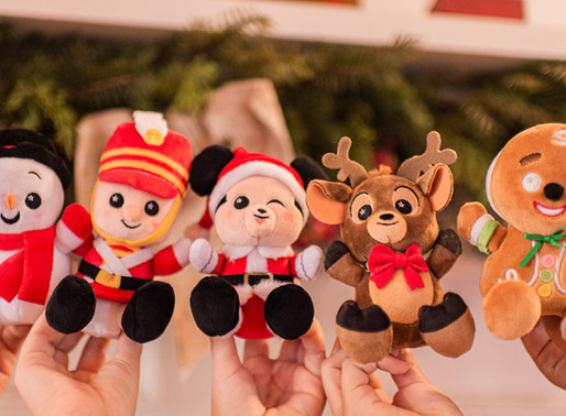 New Holiday Wishables Hit Selves at Disney World and Online