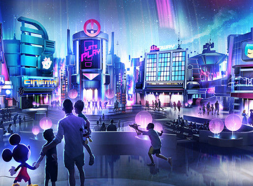 Second Phase of Epcot Overhaul Revealed