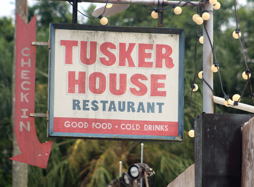 FOOD REVIEW: Dinner at Tusker House Restaurant in Africa