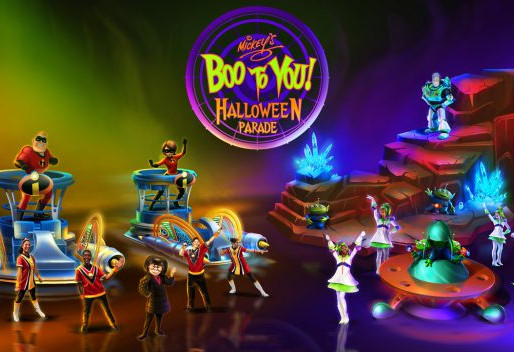 New Floats Revealed for Mickey's Boo-To-You Halloween Parade