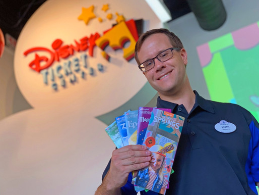 Disney Ticket Center Now Open at Disney Springs