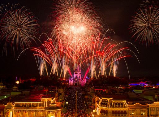 Entertainment Announced for 4th of July Celebrations at Walt Disney World