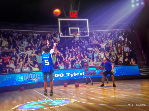 Tickets Now On Sale for NBA Experience at Disney Springs