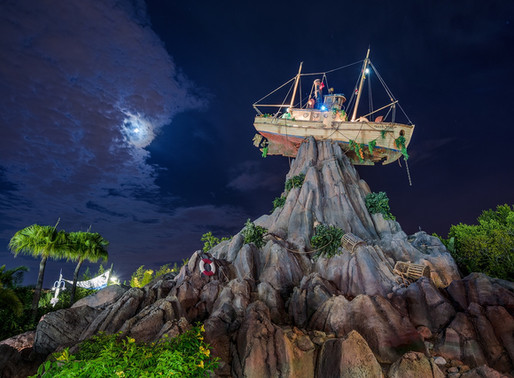 Tickets Now on Sale for H2O Glow at Typhoon Lagoon