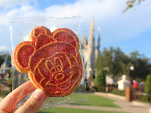 Cookie Stations Move for 2019 Very Merry Christmas Party at Magic Kingdom