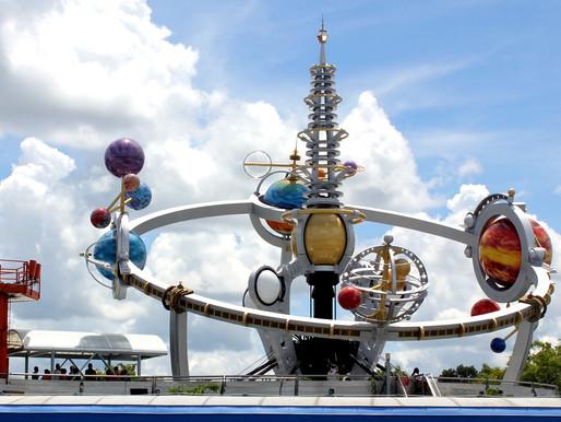 Astro Orbiter Closed at Magic Kingdom Until August 14th