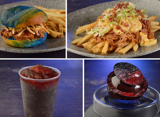 Guardians of the Galaxy Inspired Food Now Available at Epcot