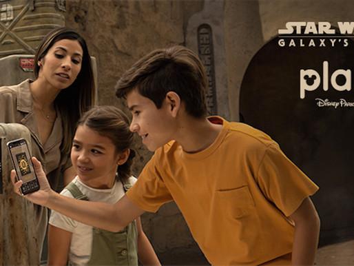 Star Wars Datapad Coming to Play Disney Parks App
