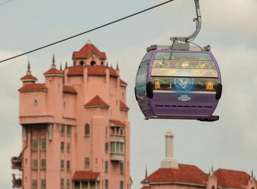 Disney Unveils 55 Character Gondolas on Upcoming Disney Skyliner