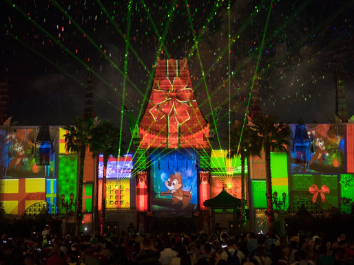 Jingle Bell, Jingle BAM! Returning to Hollywood Studios on November 8th