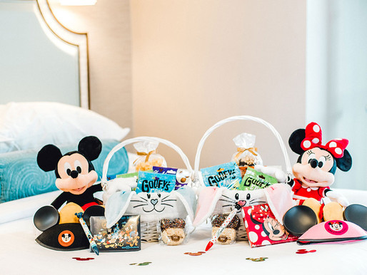 New Easter Baskets Available from Disney Floral & Gifts