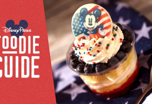 4th of July Specialty Food Now Available around Walt Disney World!