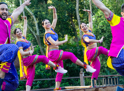 New Bollywood Beats Show Coming to Disney's Animal Kingdom