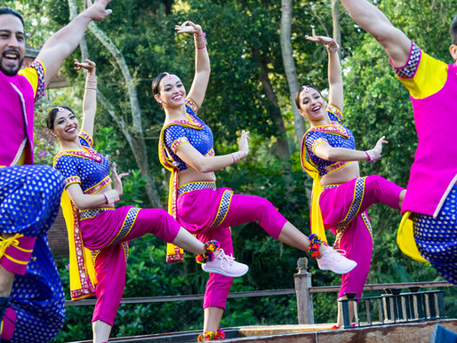 New Bollywood Beats Show Coming to Disney's Animal Kingdom