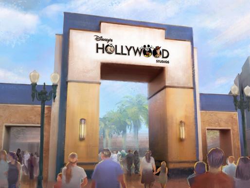 New Logo for Disney's Hollywood Studios Revealed