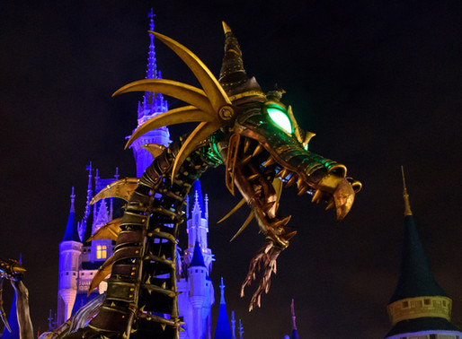 Final Night of Villains After Hours at the Magic Kingdom Sold Out