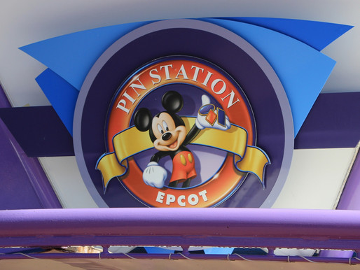 New Pin Trading Location to Reopen at Epcot Very Soon