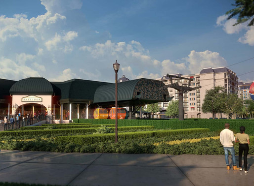 Recreation and Amenities Revealed for Disney's Riviera Resort