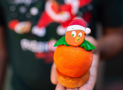 A Complete New Menu of Specialty Food Announced for Very Merry Christmas Party