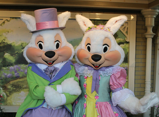 UPDATED: 5 Ways to Celebrate Easter at Walt Disney World