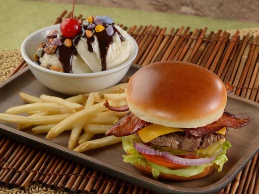 Burger & Sundae Bar Coming to Restaurantosaurus