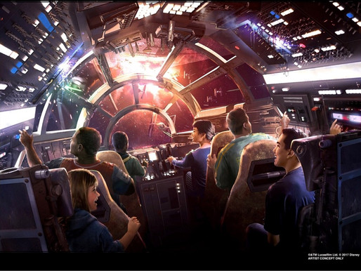 Opening Date for Star Wars: Galaxy's Edge Announced